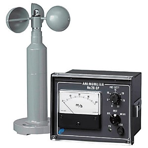 Pulse Type Cup Anemometer