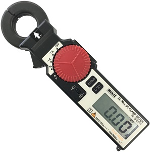 DC in AC Clamp tester