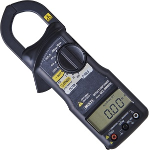 AC Current / Leakage Digital Clamp-on Tester