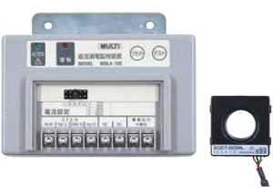 DC Leakage current monitor