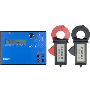 Earth Resistance Clamp Tester