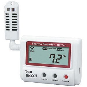 Data Logger (Temp/Humidity)